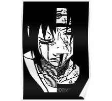 the uchiha brothers Poster