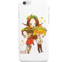 hirunaka no ryuusei iPhone Case/Skin