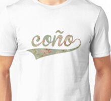 Coño floral  Unisex T-Shirt