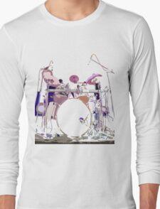 drum Long Sleeve T-Shirt