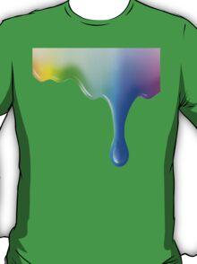 Liquid colored T-Shirt