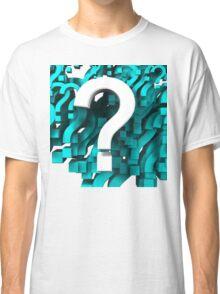 Many question Classic T-Shirt