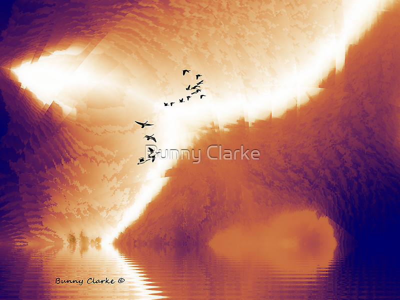 The Dawning of a New Day by Bunny Clarke