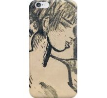 Three Times A Lady iPhone Case/Skin