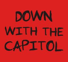 down with the capitol by kreckmann