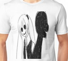 In a Rainy Town, Balloons Dance with Devils Unisex T-Shirt