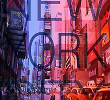 NEW YORK by vinnie107