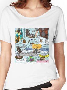 Fus-Kan-Doo Women's Relaxed Fit T-Shirt