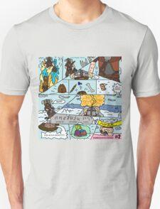 Fus-Kan-Doo Unisex T-Shirt
