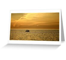 Gulf St Vincent Greeting Card