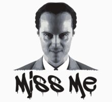 Sherlock - Moriarty: Miss me by VancityFilming