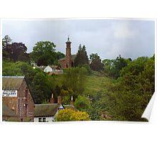 Blairgowrie Old Parish Kirk Poster