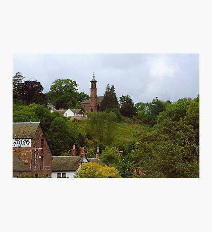 Blairgowrie Old Parish Kirk Photographic Print