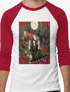 The Fox's Wdding Men's Baseball ¾ T-Shirt