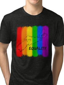 NS EQUALITY Tri-blend T-Shirt