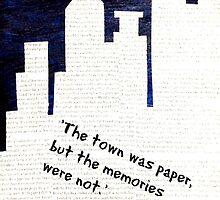 Paper Towns by mayapapaya