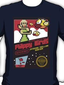 Hitchcock's Flappy Birds T-Shirt
