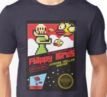 Hitchcock's Flappy Birds Unisex T-Shirt