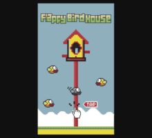 Flappy Bird House by ZandryX