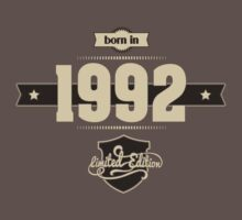 Born in 1992 (Cream&Choco) by ipiapacs