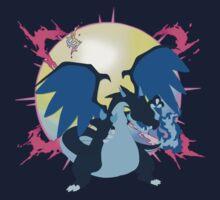 Mega Charizard by Shadyfolk