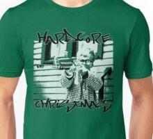 Hardcore Christmas  AR15 Unisex T-Shirt
