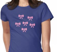 My Little Pony G1 - Year 2 - Bow Tie Symbol Womens Fitted T-Shirt