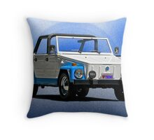 VW 'Love Thing' Throw Pillow