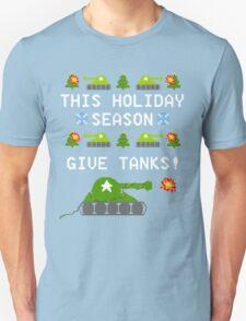 This Holiday Season, Give Tanks! T-Shirt