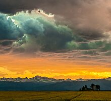 Powers of Sunset by Gregory J Summers