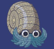 Lord Helix's First Form (Typography) (Ghost Version) by pixel-pie-pro