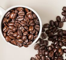Coffee Beans by saaton