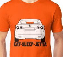 Eat Sleep Volkswagen Jetta Unisex T-Shirt