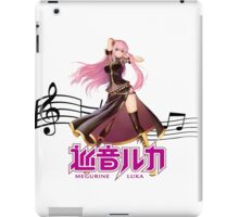 megurine luka iPad Case/Skin