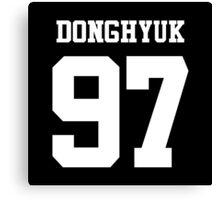 iKON Donghyuk 97 Canvas Print