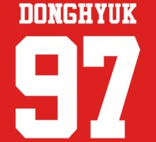 iKON Donghyuk 97 One Piece - Long Sleeve