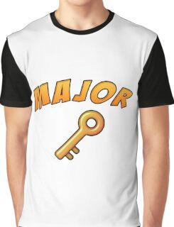 Major Key - DJ Khaled  Graphic T-Shirt