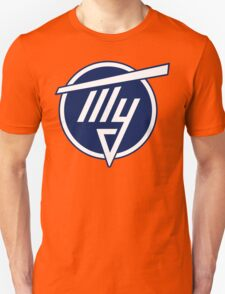 Tupolev Aircraft Logo (Blue) T-Shirt