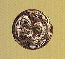 `Dead Wood Sphere by Robert Gipson