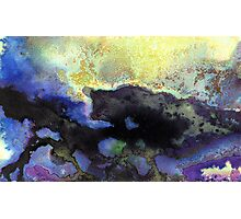 Black Tide Coming Photographic Print