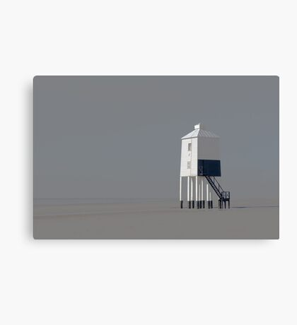 The Wooden Lighthouse Canvas Print