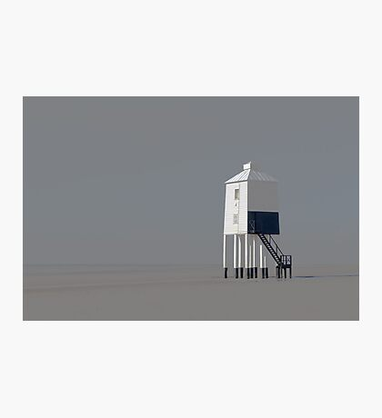 The Wooden Lighthouse Photographic Print