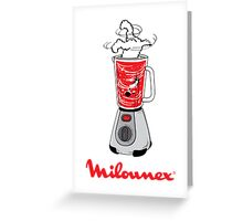 Milounex Greeting Card