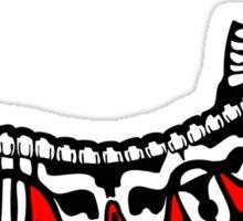 Inuit Muskie Sticker