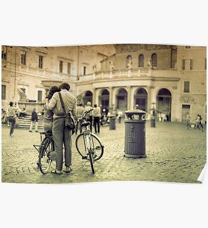 love in Rome Poster