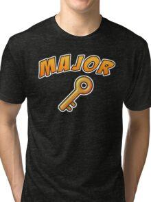 Major Key - DJ Khaled  Tri-blend T-Shirt