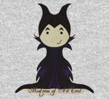 Mistress of All Evil Kids Clothes