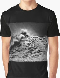 Winter Waves At Pipeline 13 Graphic T-Shirt