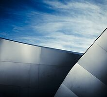 Los Angeles - Walt Disney Concert Hall by mpogorzelski