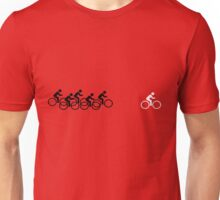 The Race Unisex T-Shirt